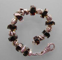 Zick Zag Amber Bracelet :-)