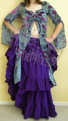 Silk Velvet Burnout Shrug - Painted Lady Clothiers