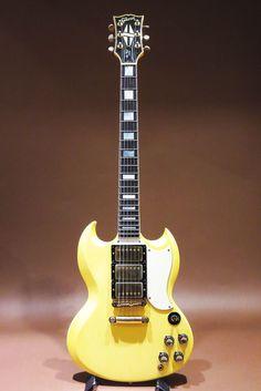 1986 Gibson SG Custom