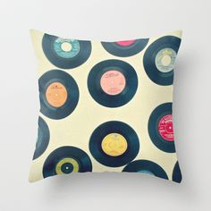 All of our Yesterdays Throw Pillow by Cassia Beck