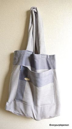 Shopping bag by verypurpleperson, via Flickr