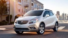 This is my idea of the perfect first car and possibly even a good future family car as it has room for children in the backseats (Buick Encore) - Early Adulthood/Adulthood