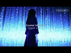Walk Through the Crystal Universe, TeamLab, 2015. TeamLab inaugura dos nuevas exposiciones, en Londres y en Tokio | Experimenta