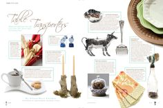 Photography by John Haigwood.  Editorial Layout by Denise Wellenstein.  flavorsmagazine.com  #magazine #layout