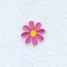 Check out this pretty Mini Daisy Embroidery design by Starbird Inc! It's part of a the Mini Girl pack, which includes 20 embroidery designs!