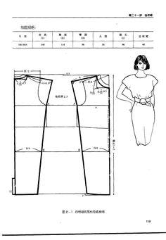 simple dress #sewing #patternmaking #dressmaking
