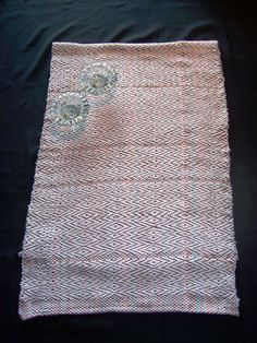 Tablerunner -- complements any decor