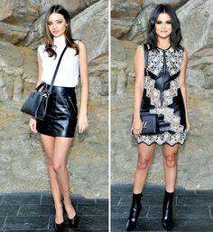Miranda Kerr e Selena de Louis Vuitton! ⭐ #louisvuitton #california