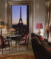 Carrie Bradshaw In Paris | Suite Luxury: Hotel Plaza Athenee Paris Unveils New Eiffel Suites ...
