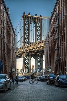 Dumbo, Brooklyn - New York City                                                                                                                                                      More