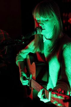 Lucy Rose - Best english girl to start a band.  love her music