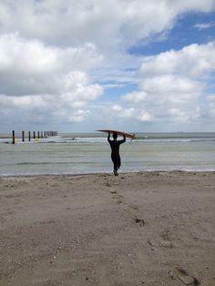 Baai van Heist in Knokke-Heist, West Flanders