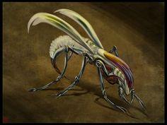 sci-fi insect - Google zoeken