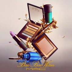 MAC Bao Bao Wan Collection for Spring 2015