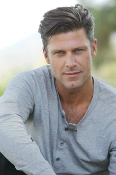 James Gregory Greg Vaughan Jr born June 15 1973 is an American actor and former fashion model known for his roles in the soap operas The Young and the Pretty Men, Gorgeous Men, Hot Actors, Actors & Actresses, Greg Vaughan, Soap Opera Stars, Soap Stars, Days Of Our Lives, Older Men