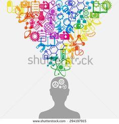 scientist head clip art - Yahoo Image Search Results