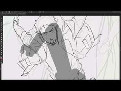 DRAWING PROCESS - LANCE, Voltron Legendary Defender - YouTube