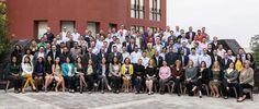 Alumnos internacionales del OneMBA participan en la Latin Week 2014 en EGADE Business School.