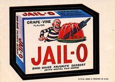 Jail-O 1st Series (1973)