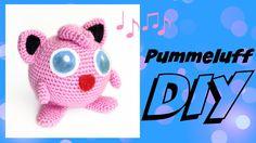 Pummeluff  häkeln *Do it Yourself* Amigurumi | Pokémon Woche