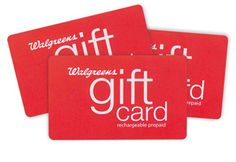 Babybear's Freebies, Sweeps and more!: Win A Walgreens gift card!!