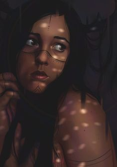 ArtStation - Vulnerable, Marta Deer