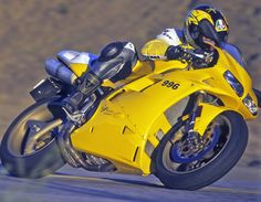 Joe Carrillo, Ducati 996