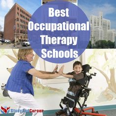 Occupational Therapy Assistant (OTA) glasgow universities list