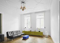 Alea Sideboard im Wohnzimmer #interior #einrichtung #dekoration ...