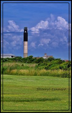 Lighthouse at Fort Caswell