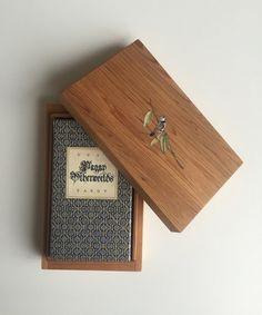 Cypress Avian Tarot Box