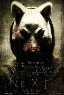 You're Next - It wasn't a super scary film, per se, but it has one of the best heroines I've seen in awhile.