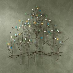 Tree, Floral & Branch Floral and branch wall decor are among the most popular styles of metal wall art. Tree wall decor and floral metal wall art such Metal Wall Sculpture, Metal Tree Wall Art, Metal Wall Decor, Wall Sculptures, Metal Art, Sculpture Art, Tree Wall Decor, Wall Art Decor, Room Decor