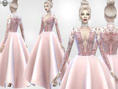 jomsims' Asvelt haute couture