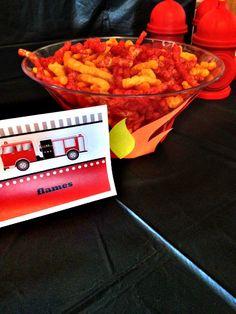 Firefighter party   Future Birthday Ideas