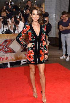 Cover Star Style Cheryl Fernandez Versini.