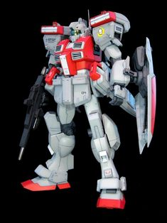 MG 1/100 GM III Nouvel: Modeled by 有heart人