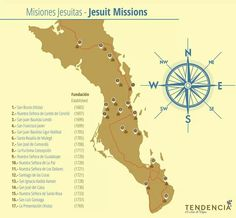 Jesuit Missions, Baja California Sur