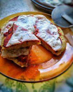 Éhezésmentes karcsúság Szafival - Mikrós pizza