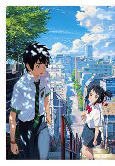 Sarà J.J. Abrams a produrre il live action del film animato your name. diretto da Makoto Shinkai