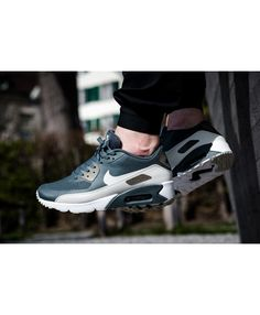 competitive price 197f5 bcee1 Nike Air Max 90 Ultra 2.0 Essential Blue Fox Dark Mens Shoes Nike Free  Runners,