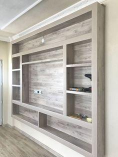 LED TV Panels designs for living room and bedrooms | Decoração ...
