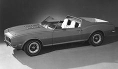From the Archives: Chevrolet Camaro Caribe concept