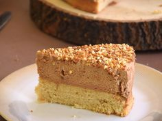 Gâteau nuage praliné – Maman Pâtisse