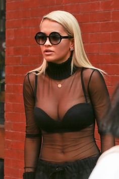 See how trends in lingerie and undergarments have changed and evolved over the years. Rita Ora Bikini, Suit Fashion, Girl Fashion, Rita Ora Pictures, Bebe Rexha, Black Bra, Oras, Adidas Women, Celebrity Style
