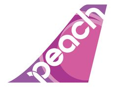 Peach is Japan's first true LCC bringing low fares and a casual quality of air travel to the people of North Asia and beyond. Based at Kansai International Airport in Osaka, Peach is also rapidly expanding its network in Okinawa and Tokyo. Air Travel, Cheap Travel, Japan Travel, Japan Trip, Travel Tips, Peach Aviation, Aviation Logo, Low Cost Flights, Cheap Flights