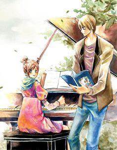 Piano by ginty212.deviantart.com on @DeviantArt