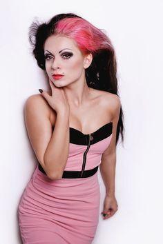 #me #model #alternative model #ewel #ewelofficial #pastelhair #piercing