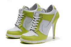 best of both worlds...you got your sneakers...and you got your heels all in one...dont really like this color tho