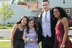 Pin for Later: The Prom Date of This Girl With Down Syndrome Will Restore Your Faith in Humanity